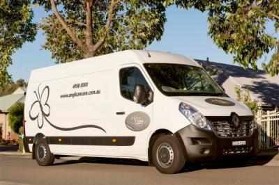 Anglican Care's Lifestyle Resource Van 'Rene' - QPS Benchmarking